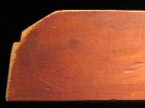 Deck wood from the Titanic